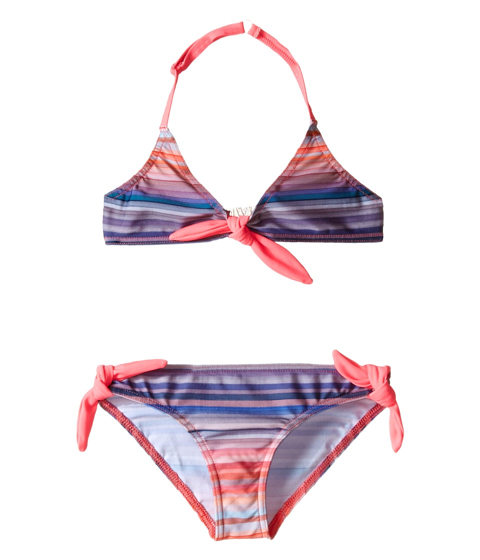 Paul Smith Junior - Two-Piece Swimsuit (Toddler/Little Kids) (Multicolor) Girl's Swimwear Sets