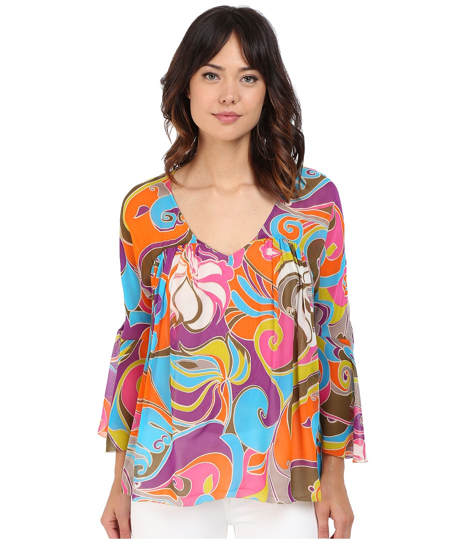 Trina Turk - Rubi Top (Multi) Women's Clothing