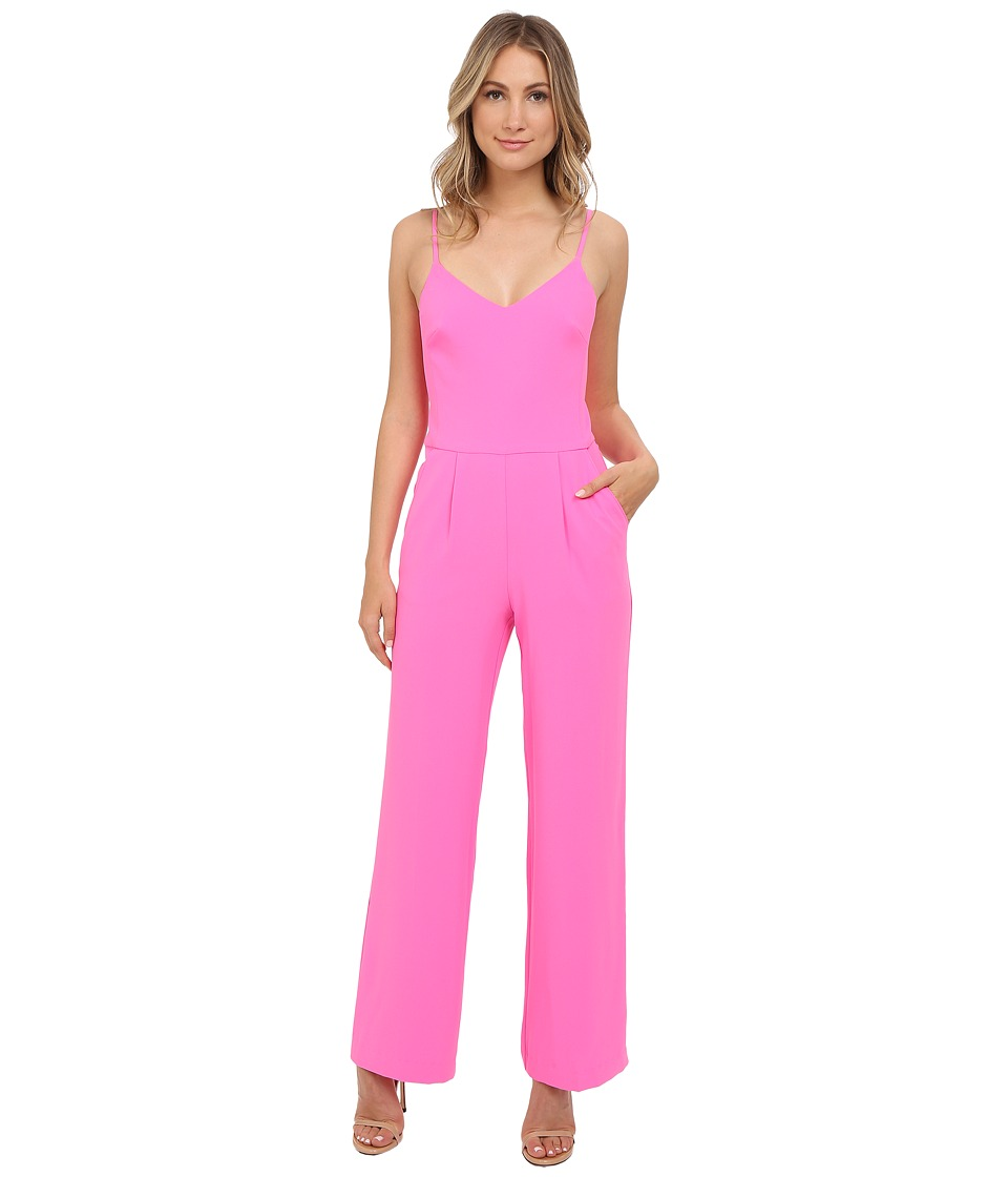 Trina Turk - Zadie Jumpsuit (Flamingo) Women's Jumpsuit & Rompers One Piece