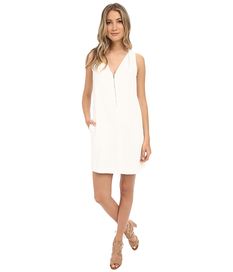 Trina Turk Banning Dress (Whitewash) Women