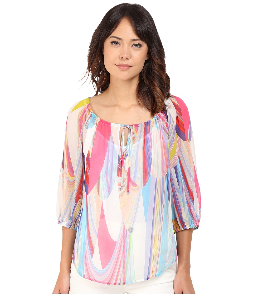Trina Turk Traveller 2 Top (Multi) Women