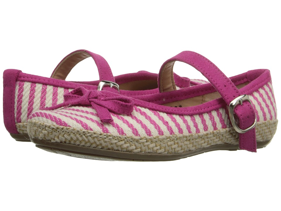 Kid Express - Bluebell (Toddler/Little Kid) (Fuchsia Combo) Girl's Shoes