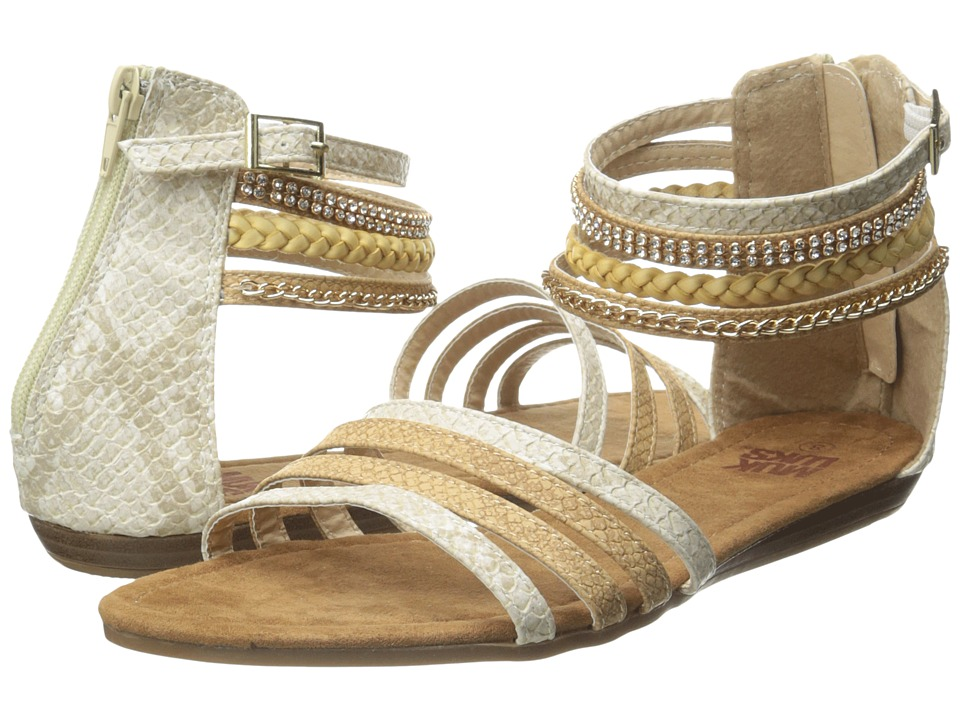 MUK LUKS - Courtney (Tan) Women's Sandals