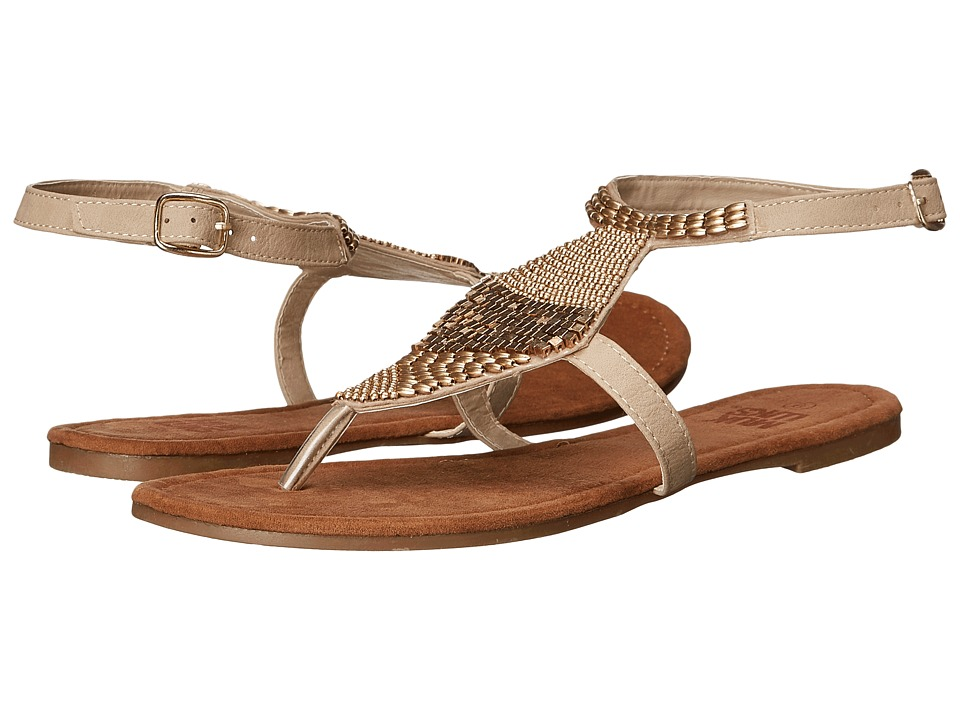MUK LUKS - Pamela (Tan) Women's Sandals