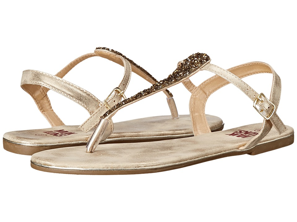 MUK LUKS - Janice (Gold) Women's Sandals