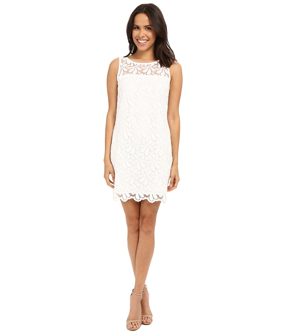Trina Turk Bisitti Dress (Whitewash) Women