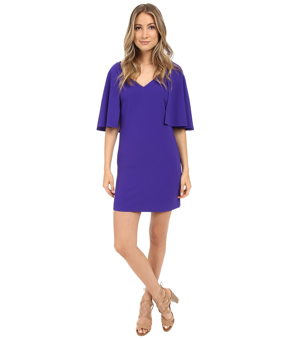 Trina Turk Maren Dress (Electric Purple) Women