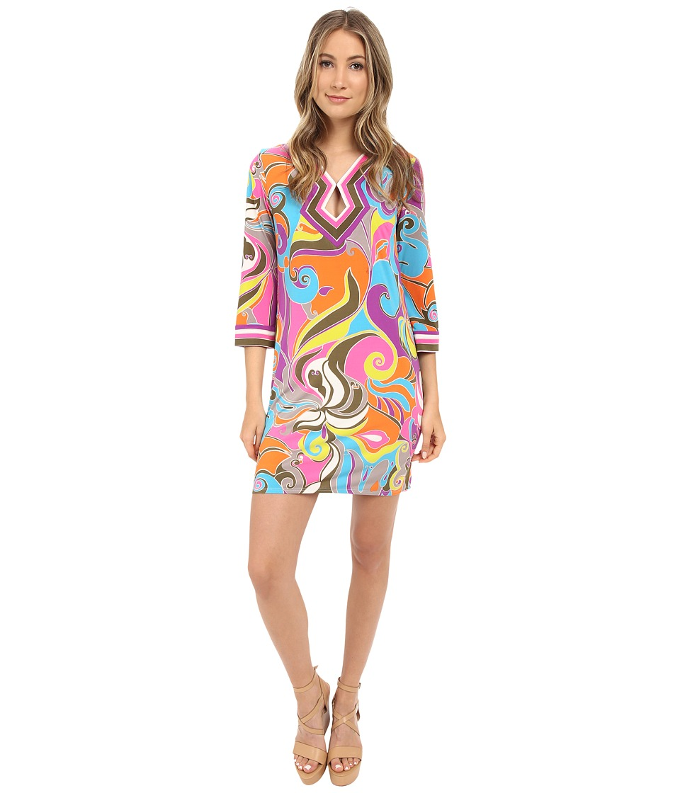 Trina Turk - Kaylan Dress (Multi) Women's Dress