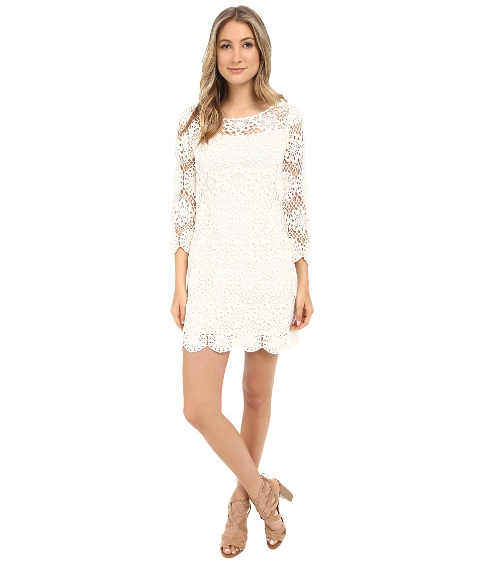 Trina Turk - Devora Dress (Whitewash) Women's Dress