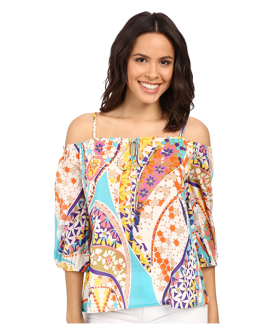 Trina Turk - Jillian Top (Multi) Women's Clothing