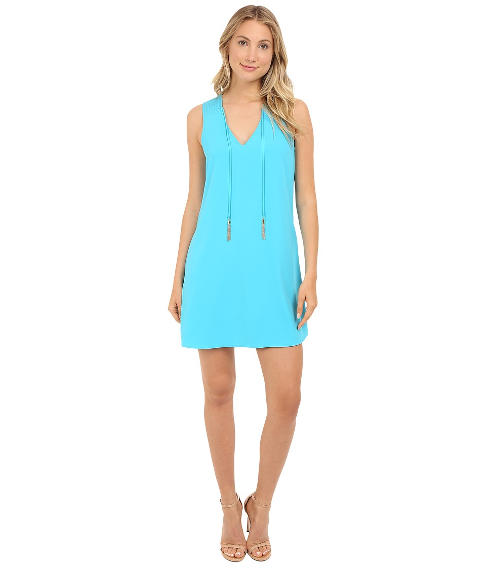 Trina Turk Arleen Dress (Blue Grotto) Women