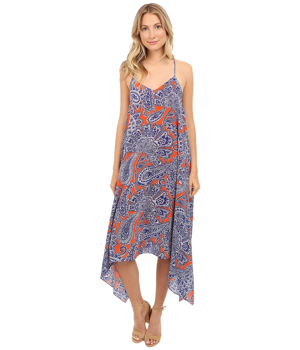 Trina Turk Alverta Dress (Pisces Blue) Women