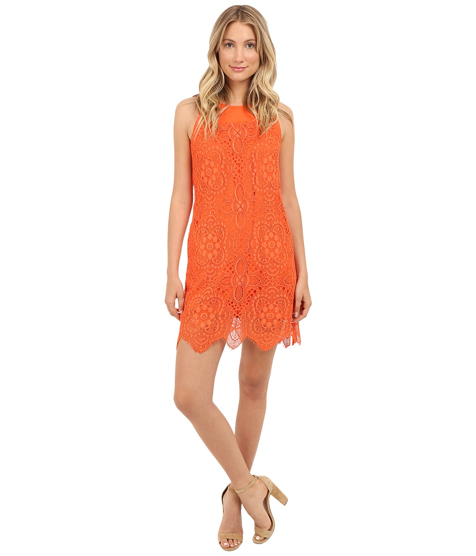 Trina Turk Emerson Dress (Scorpio Orange) Women