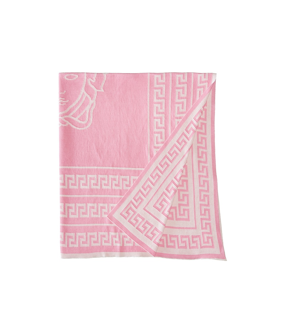 Versace Kids - Medusa Blanket (Infant) (Pink) Accessories Travel