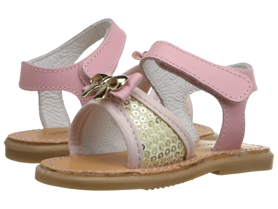 Kid Express - Ivette (Infant/Toddler) (Pink Combo) Girls Shoes