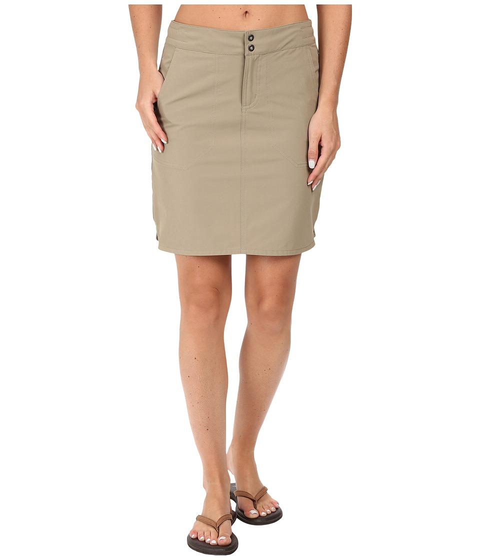 Mountain Hardwear - Yuma Skirt (Khaki) Women's Skirt