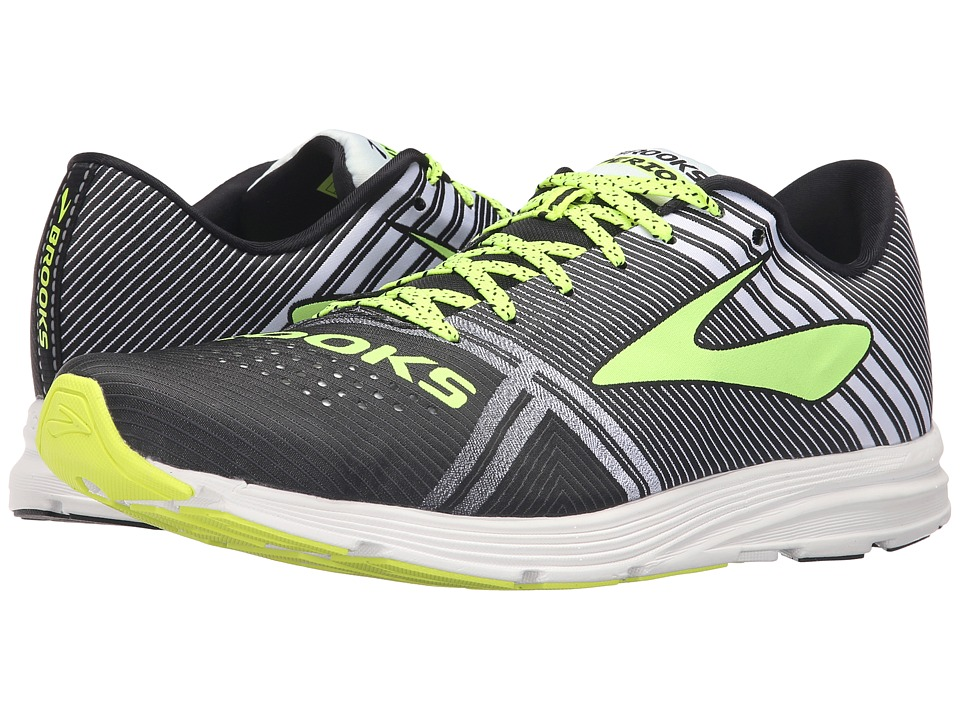 Brooks - Hyperion (Black/White/Nightlife) Men's Running Shoes