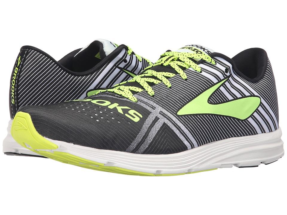 Brooks - Hyperion (Black/White/Nightlife) Men's Running Shoes