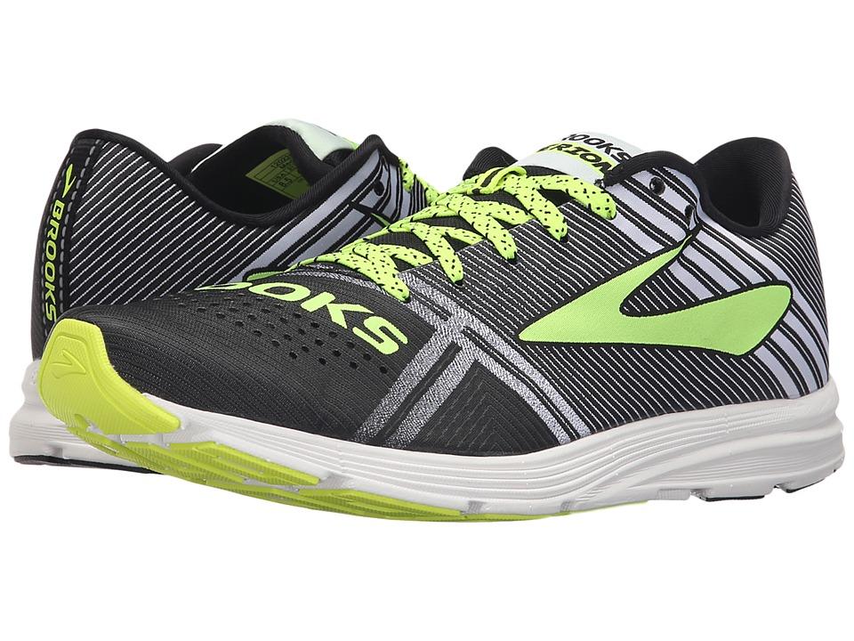Brooks - Hyperion (Black/White/Nightlife) Women's Running Shoes
