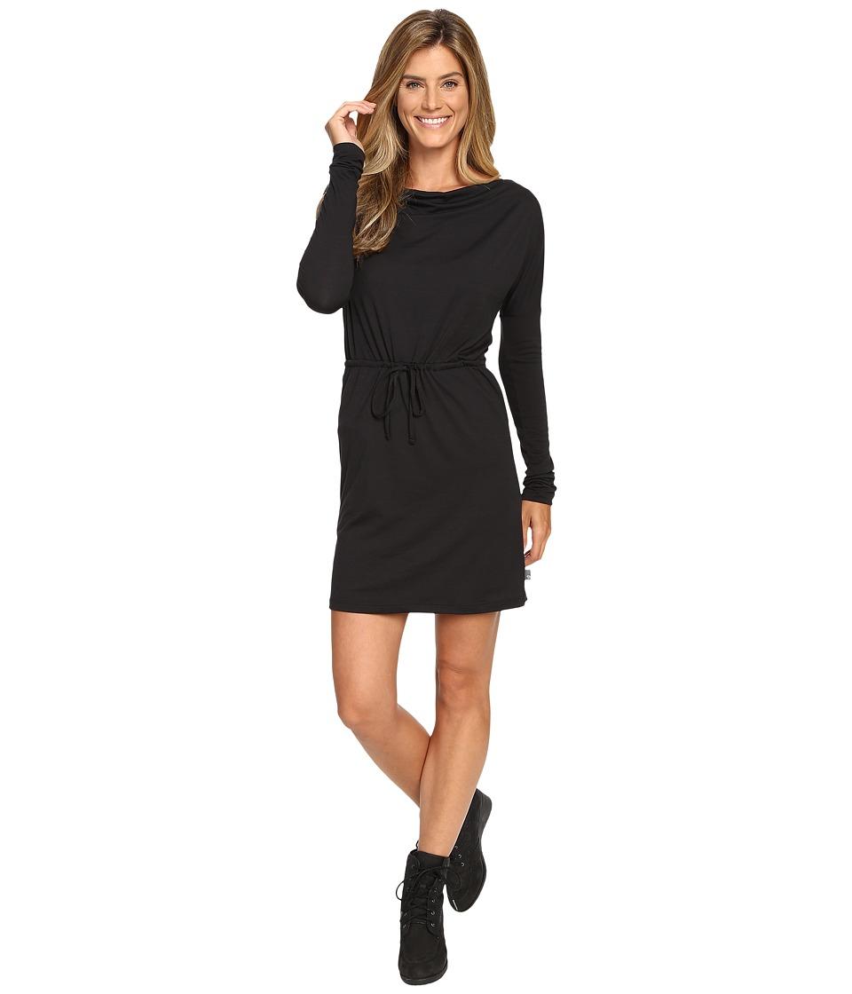 Mountain Hardwear DrySpun Perfect Solid Dress (Black) Women