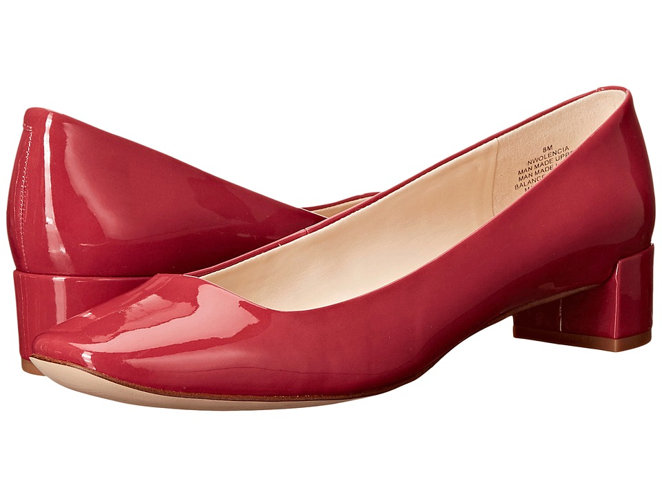 Nine West - Olencia3 (Red Synthetic) Women's Shoes