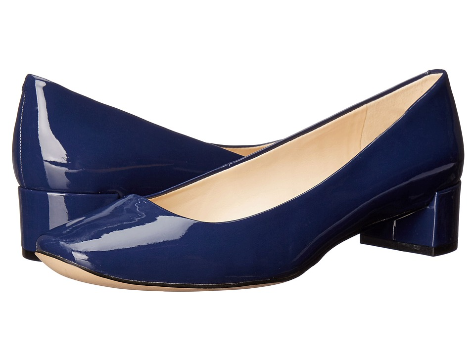 Nine West - Olencia3 (Navy Synthetic) Women's Shoes