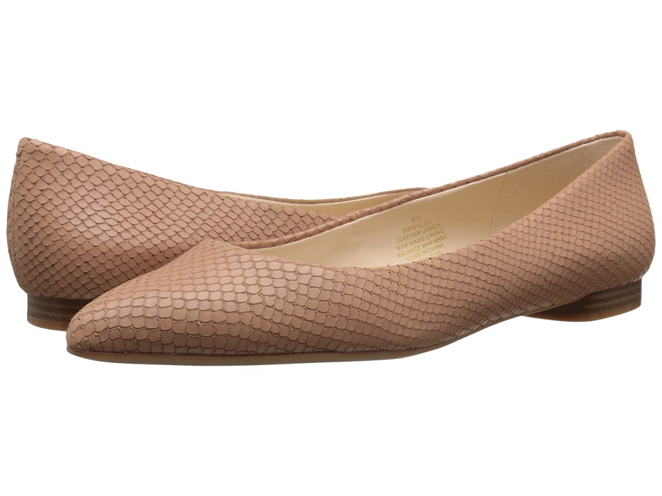 Nine West - Onlee (Natural Leather) Women's Shoes