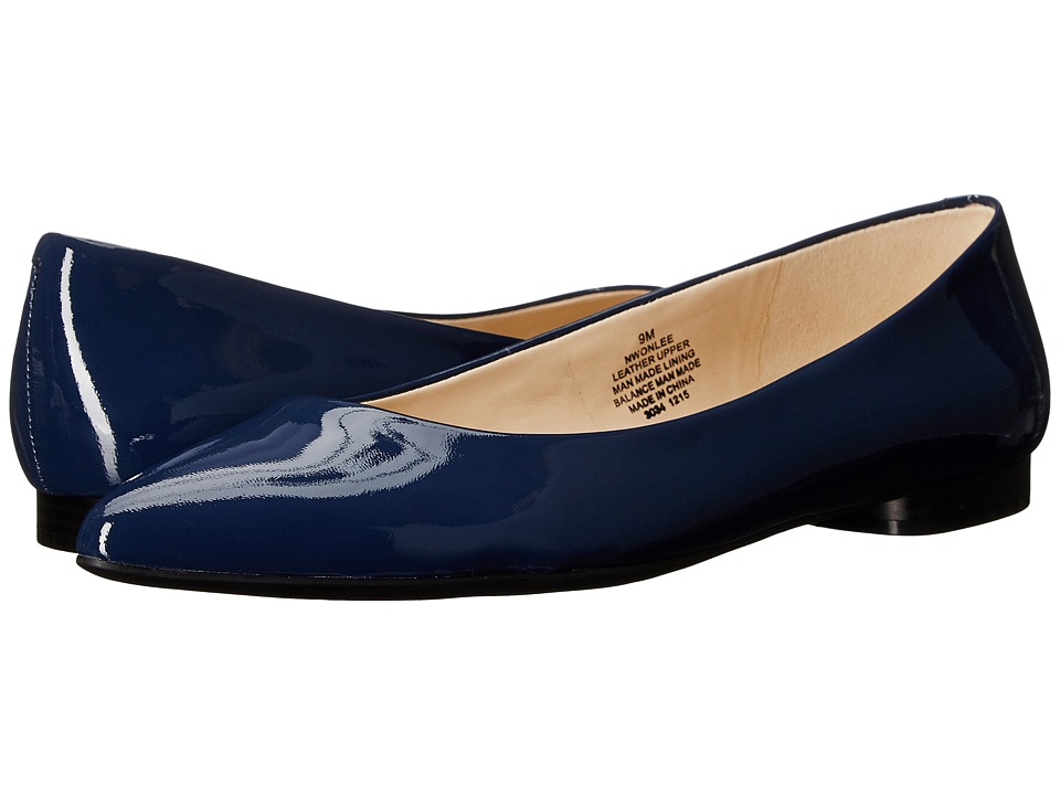 Nine West - Onlee3 (Navy Synthetic) Women's Shoes