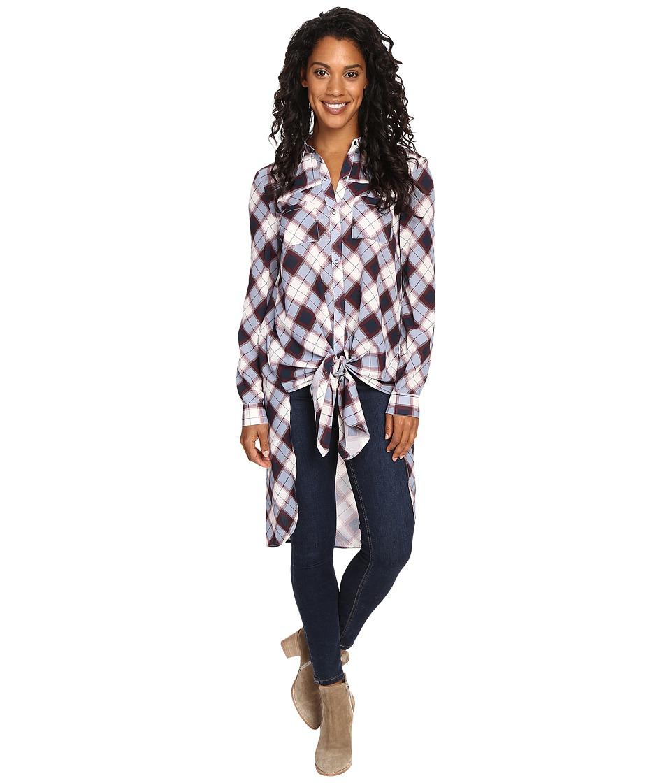 Prana - Flint Maxi Top (Nautical) Women's Clothing