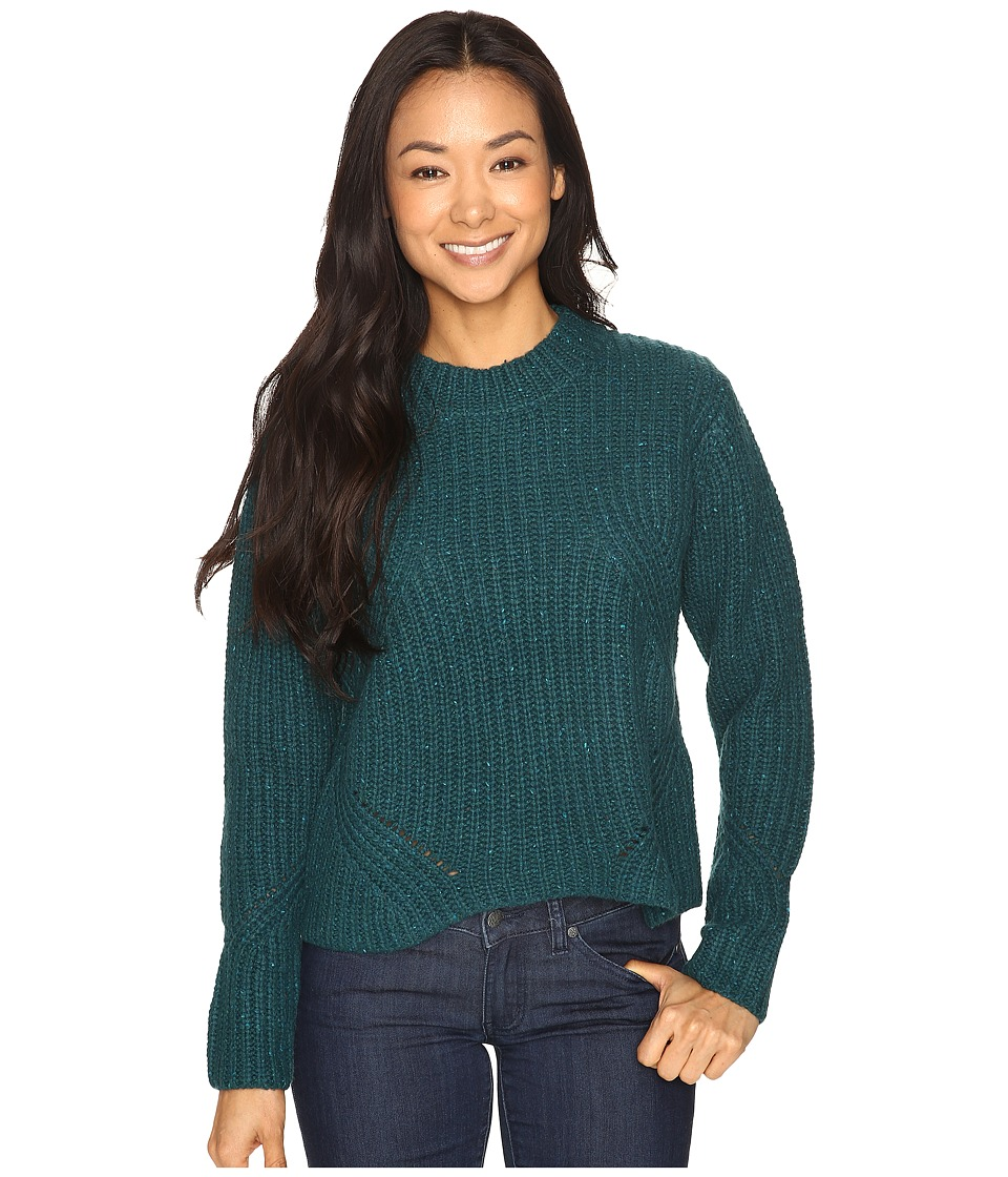 Prana - Cedric Sweater (Deep Teal) Women's Sweater