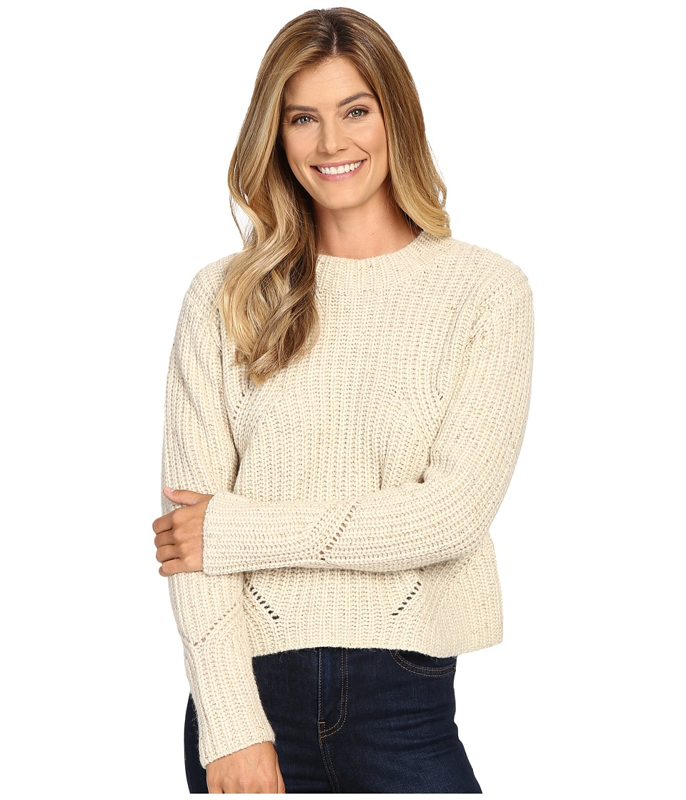 Prana - Cedric Sweater (Stone) Women's Sweater