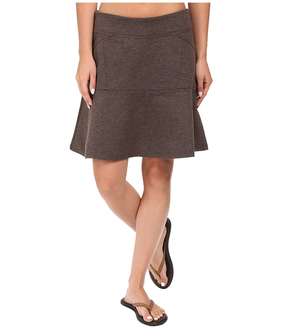 Prana Gianna Skirt (Brown) Women