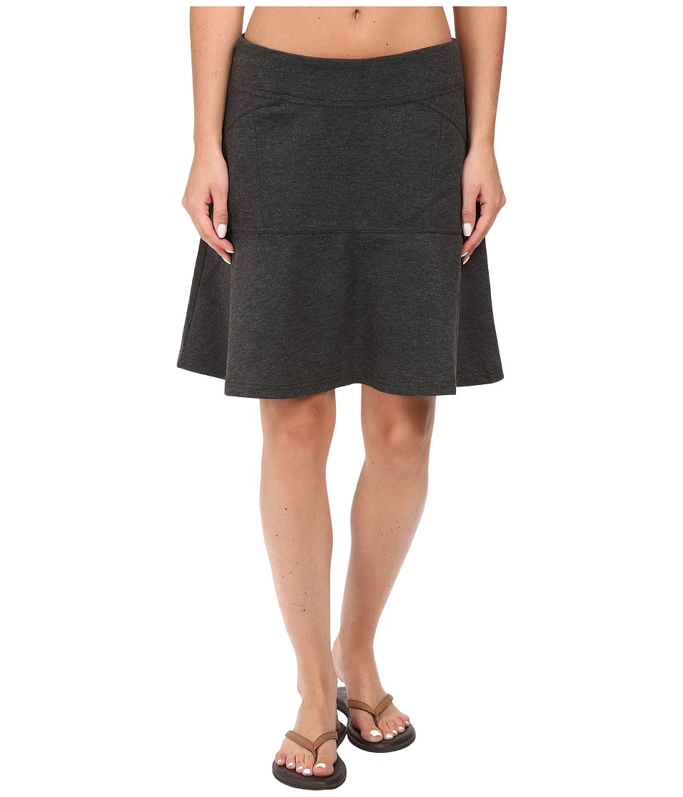 Prana Gianna Skirt (Charcoal) Women