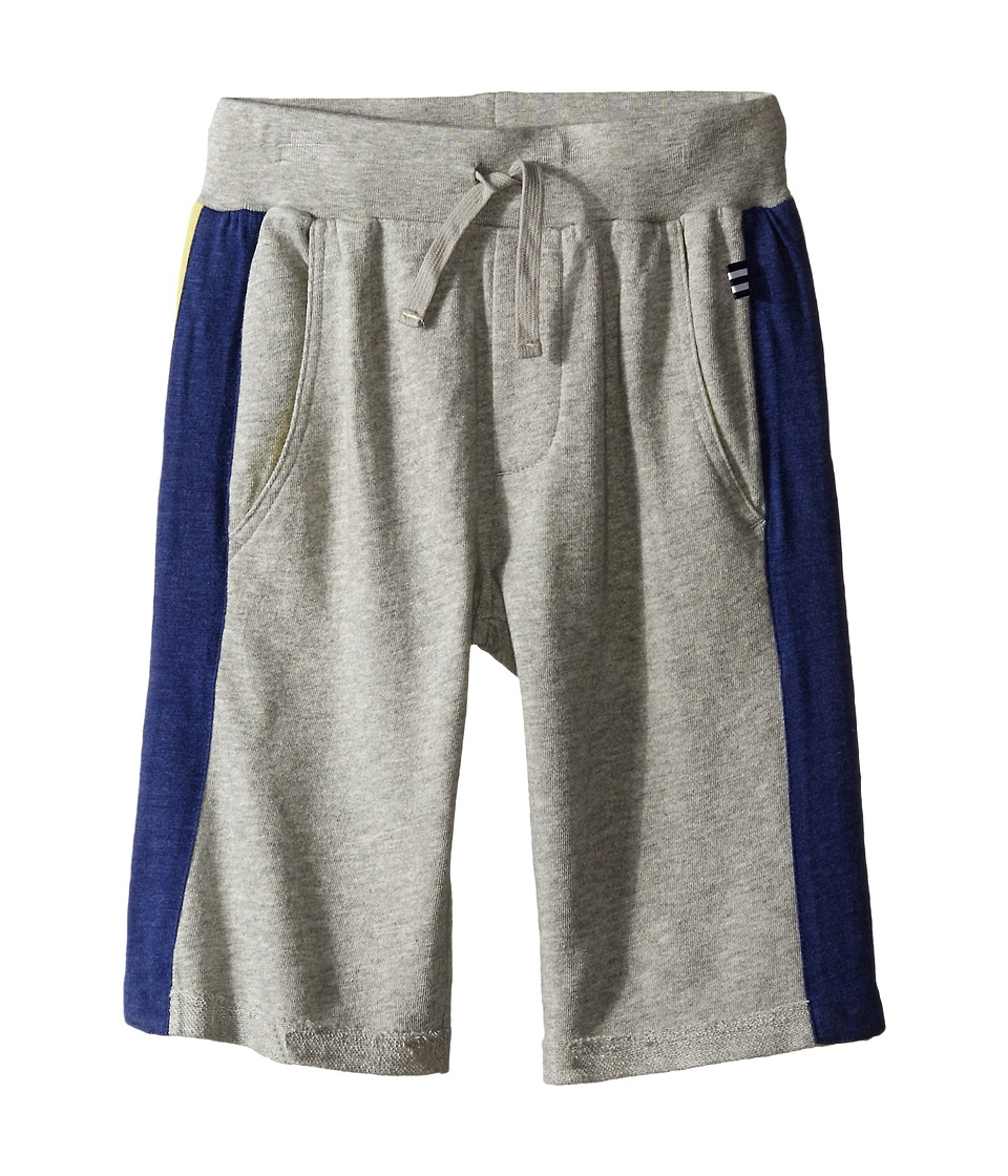 Splendid Littles - Active Shorts (Little Kids) (Grey Heather) Boy's Shorts