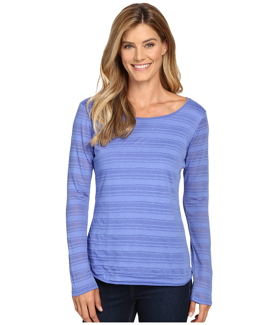 Prana Anelia Top (Bluebell) Women's Clothing