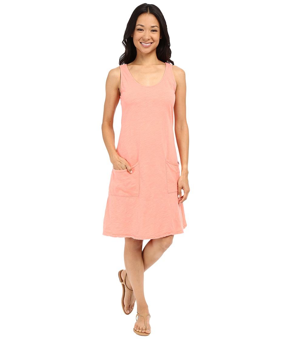 Fresh Produce - Drape Dress (Melon Sherbet) Women's Dress