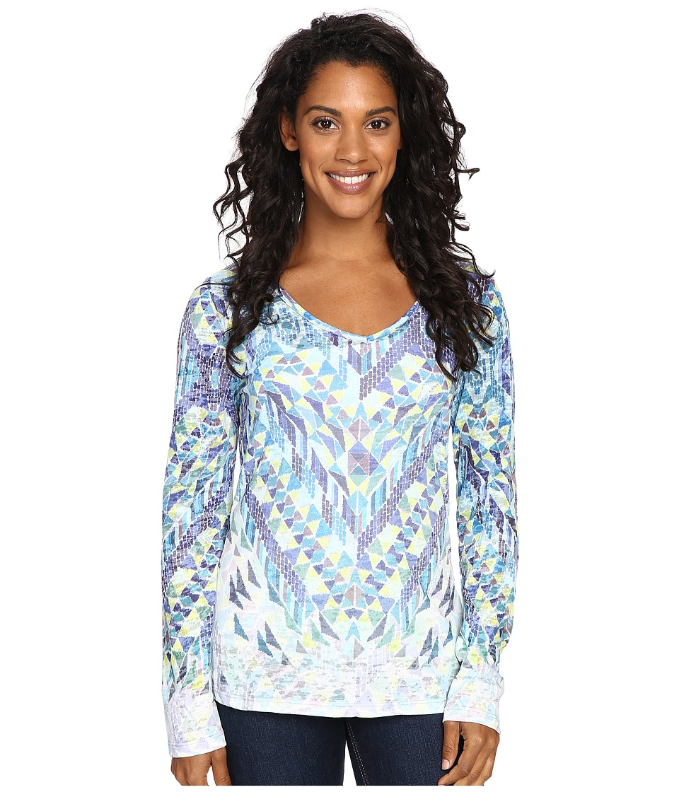 Prana - Ravena Top (Baltic) Women's Clothing