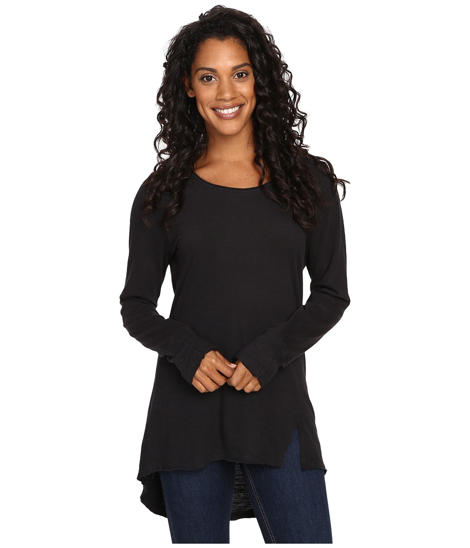 Prana - Stellan Tunic Top (Black) Women's Clothing