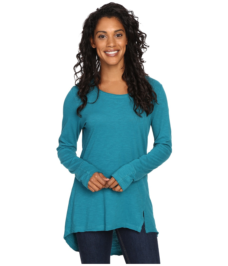 Prana - Stellan Tunic Top (Harbor Blue) Women's Clothing