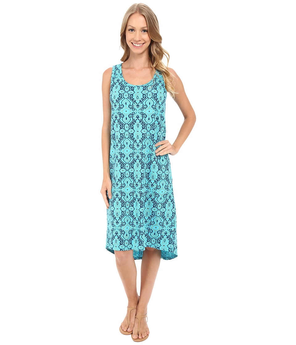 Fresh Produce - Cali Crossback Tank Dress (Luna) Women's Dress