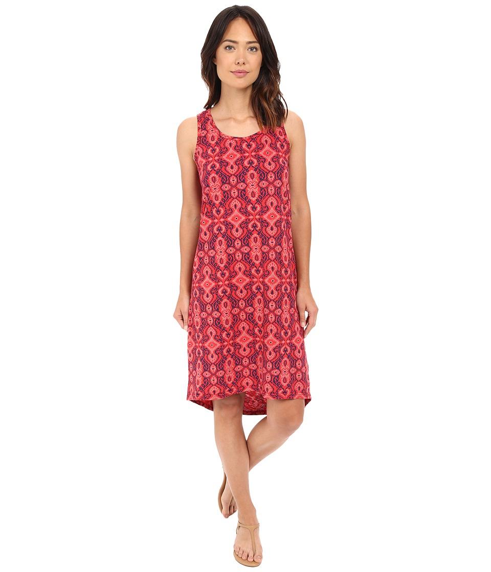 Fresh Produce - Cali Crossback Tank Dress (Barn Red) Women's Dress