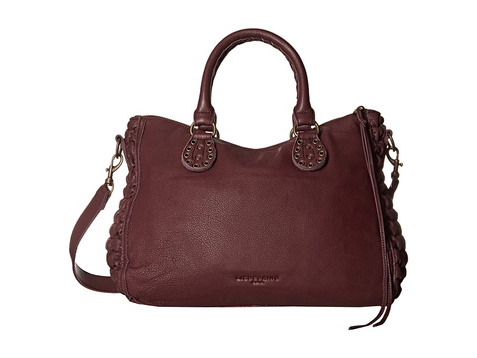 Liebeskind - Noele Satchel (New Chestnut) Satchel Handbags