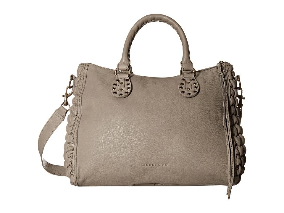 Liebeskind - Noele Satchel (Flintstone) Satchel Handbags