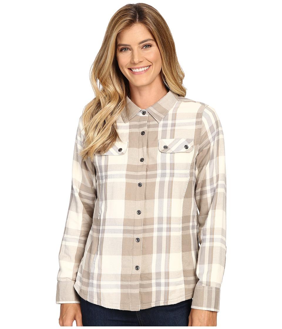 Prana - Bridget Top (Winter) Women's Long Sleeve Button Up
