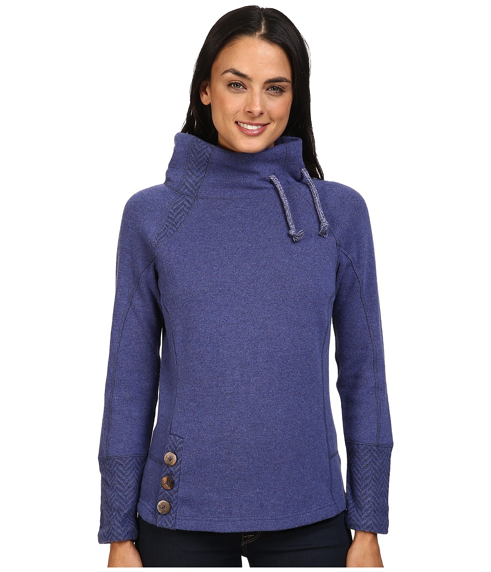 Prana - Lucia Sweater (Bluebell) Women's Sweater