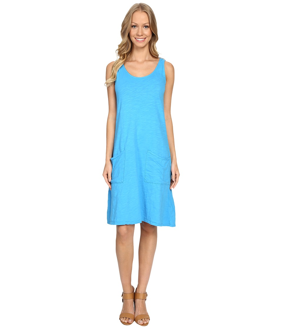 Fresh Produce - Drape Dress (Marina) Women's Dress