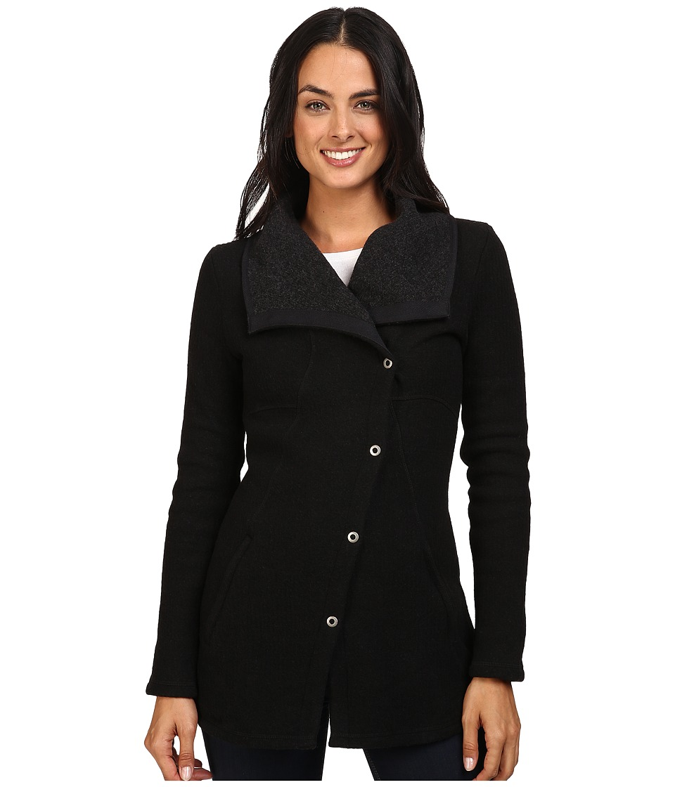 Prana - Milana Jacket (Black) Women's Coat
