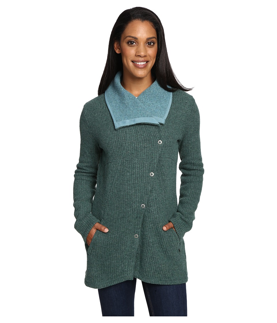 Prana - Milana Jacket (Deep Teal) Women's Coat