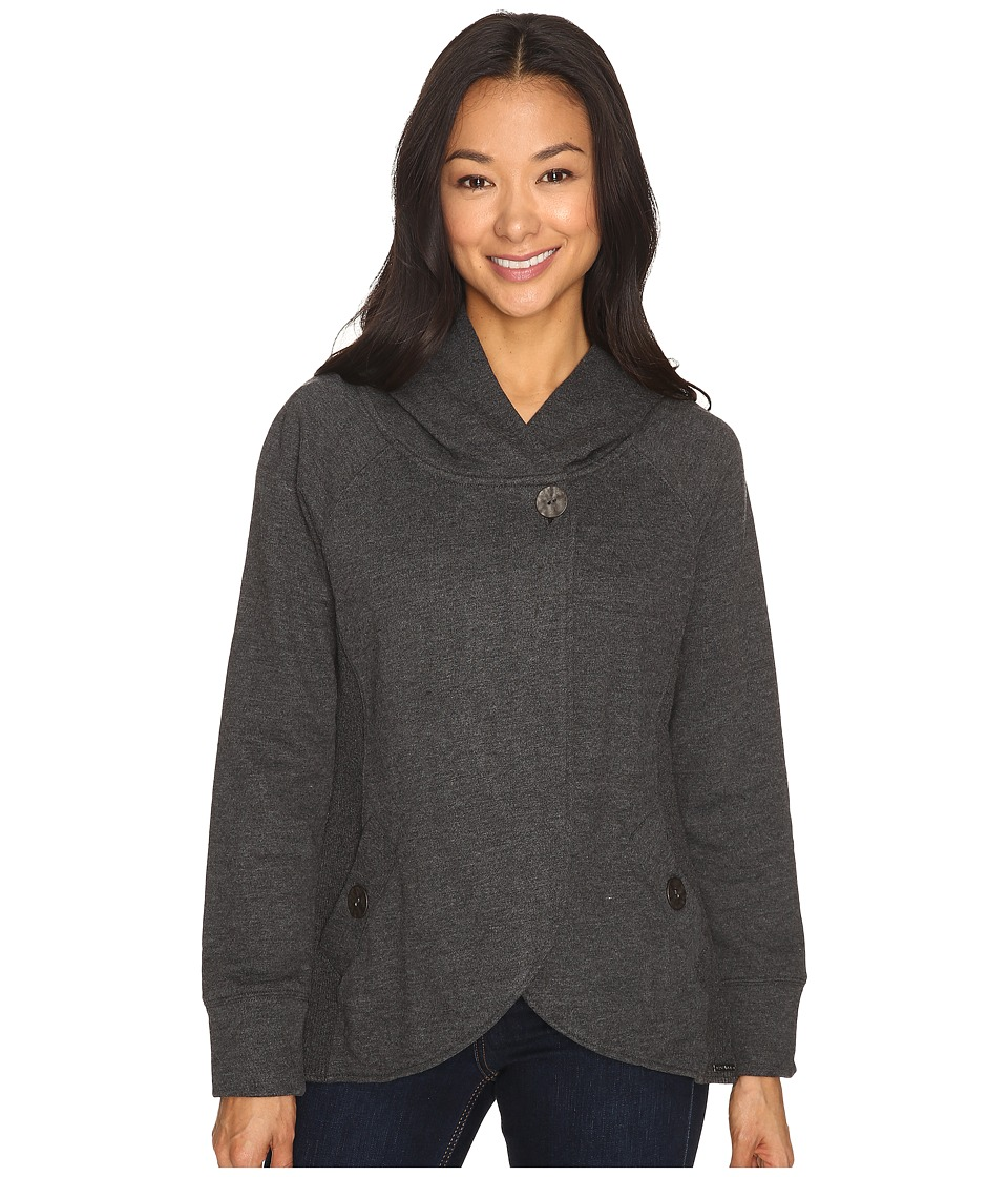 Prana - Darby Jacket (Black) Women's Coat