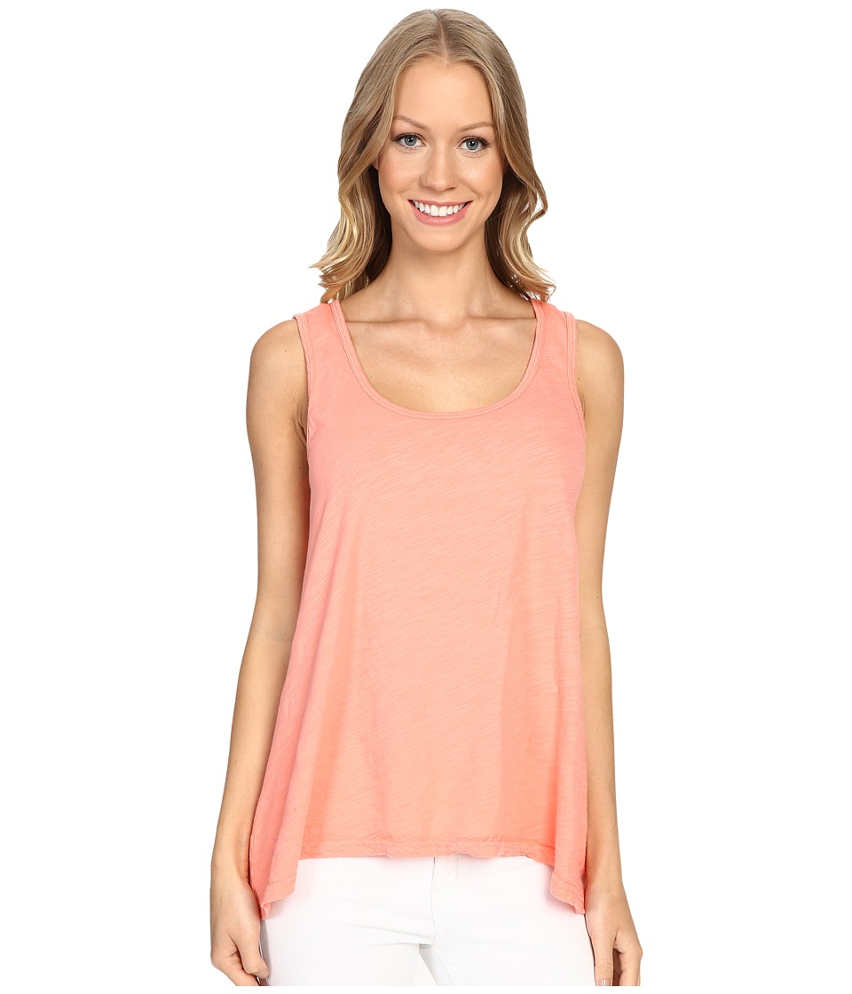 Fresh Produce - Crossback Tank Top (Melon Sherbet) Women's Sleeveless